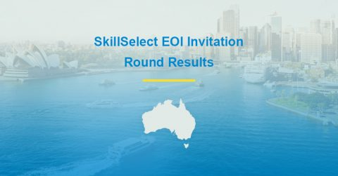 Skill Select Invitation Round Results