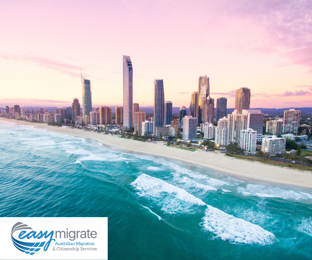 Migrate to the Gold Coast with Subclass 491