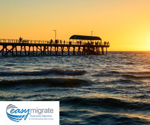 South Australia open for migrants